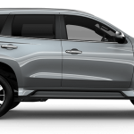 New Mitsubishi Shogun Sport announced