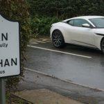 Christmas roadtest: Aston Martin DB11 V12 Coupe