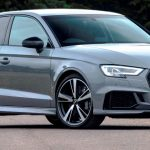 Sunday drive: Audi RS3 saloon