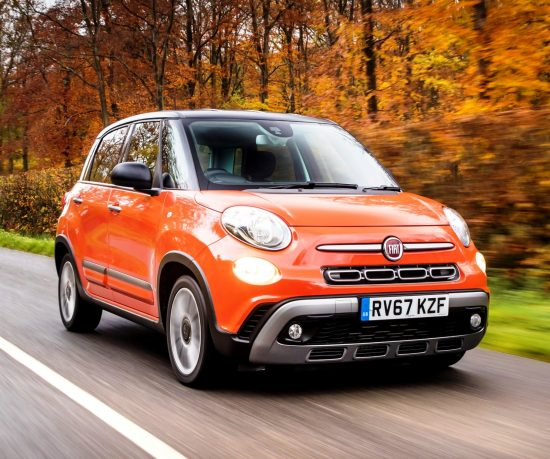 New Fiat 500L Is Appealing But Struggles