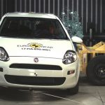 Fiat Punto fails to score in safety test