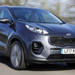 Weekend roadtest: Kia Sportage KX5 2.0 CRDi Auto