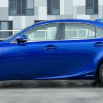 Weekend roadtest: Lexus IS300h