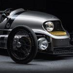 Electric Morgan plugs in for 2018