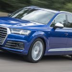 Weekend roadtest: Audi SQ7 4.0 TDI quattro tiptronic