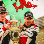 Big changes to this year's Wales Rally GB