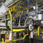 UK car and cv production stalls but engines rev up