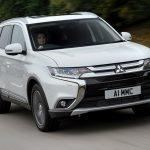 Sunday drive: Mitsubishi Outlander 4, 2.2 DI-D automatic