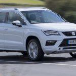 Weekend roadtest: SEAT Ateca SE 1.6TDi 115ps