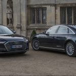 Weekend roadtest: New Audi A8 ahead of its time