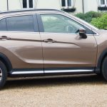 Weekend roadtest:  Mitsubishi Eclipse Cross4 AWD auto