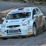 Action returns to Welsh forests this weekend