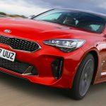 Weekend roadtest: Kia Stinger 3.3T-GDi V6 GTS