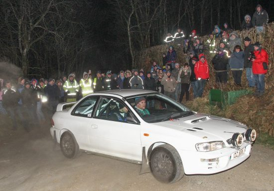 Picture Gary Jones Rallypics