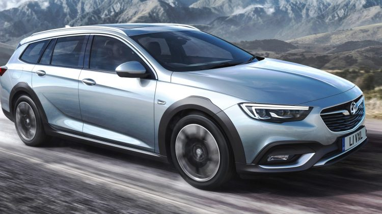 Sunday drive: Vauxhall Insignia Country Tourer 210hp