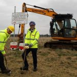 £25.3 M Barry road improvement begins