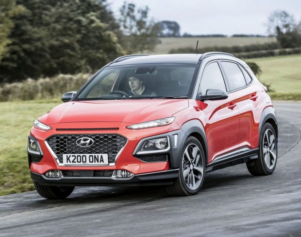 sunday drive hyundai kona premium gt 1 6 t gdi wheels within wales. Black Bedroom Furniture Sets. Home Design Ideas