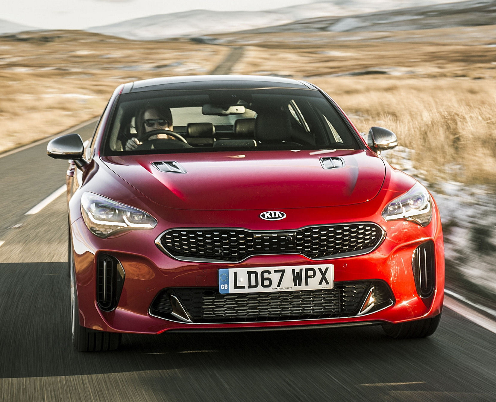 weekend roadtest kia stinger 3 3t gdi v6 gts wheels within wales. Black Bedroom Furniture Sets. Home Design Ideas