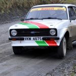 Debutants delight on Rally North Wales