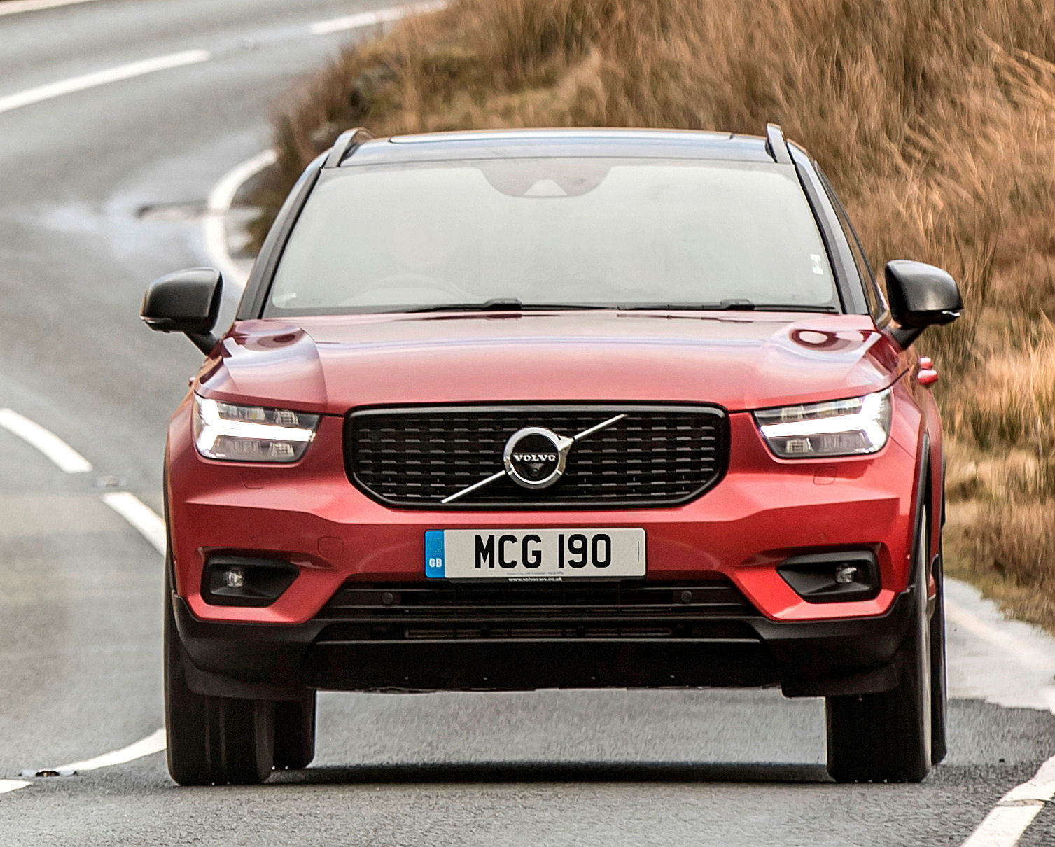 weekend roadtest volvo xc40 d4awd first edition wheels within wales. Black Bedroom Furniture Sets. Home Design Ideas