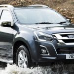 Weekend roadtest: Isuzu D-Max Blade Auto