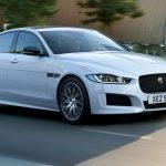 Jaguar XE Landmark milestone in range