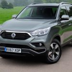 Weekend roadtest: SsangYong Rexton ELX auto