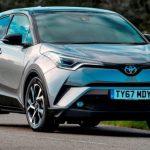 Sunday drive: Toyota C-HR 1.8 Hybrid
