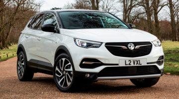 Vauxhall Grandland X Ultimate tops new range
