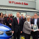 Welsh family dealership wins Vauxhall UK award