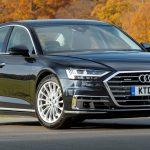 Weekend roadtest: Audi A8 L 55 TFSI Quattro