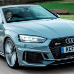 Sunday drive: New Audi RS5 Coupe