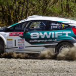 Edwards Plains sailing raises Welsh Stages challenge