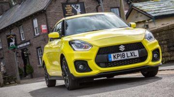 Suzuki Swift Sport returns this summer