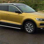 Weekend roadtest: Volkswagen T-Roc Design 1.0TSI