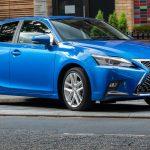 Sunday drive: Lexus CT200h Luxury