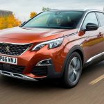Sunday drive: Peugeot 3008 2.0-Litre Diesel 8-speed