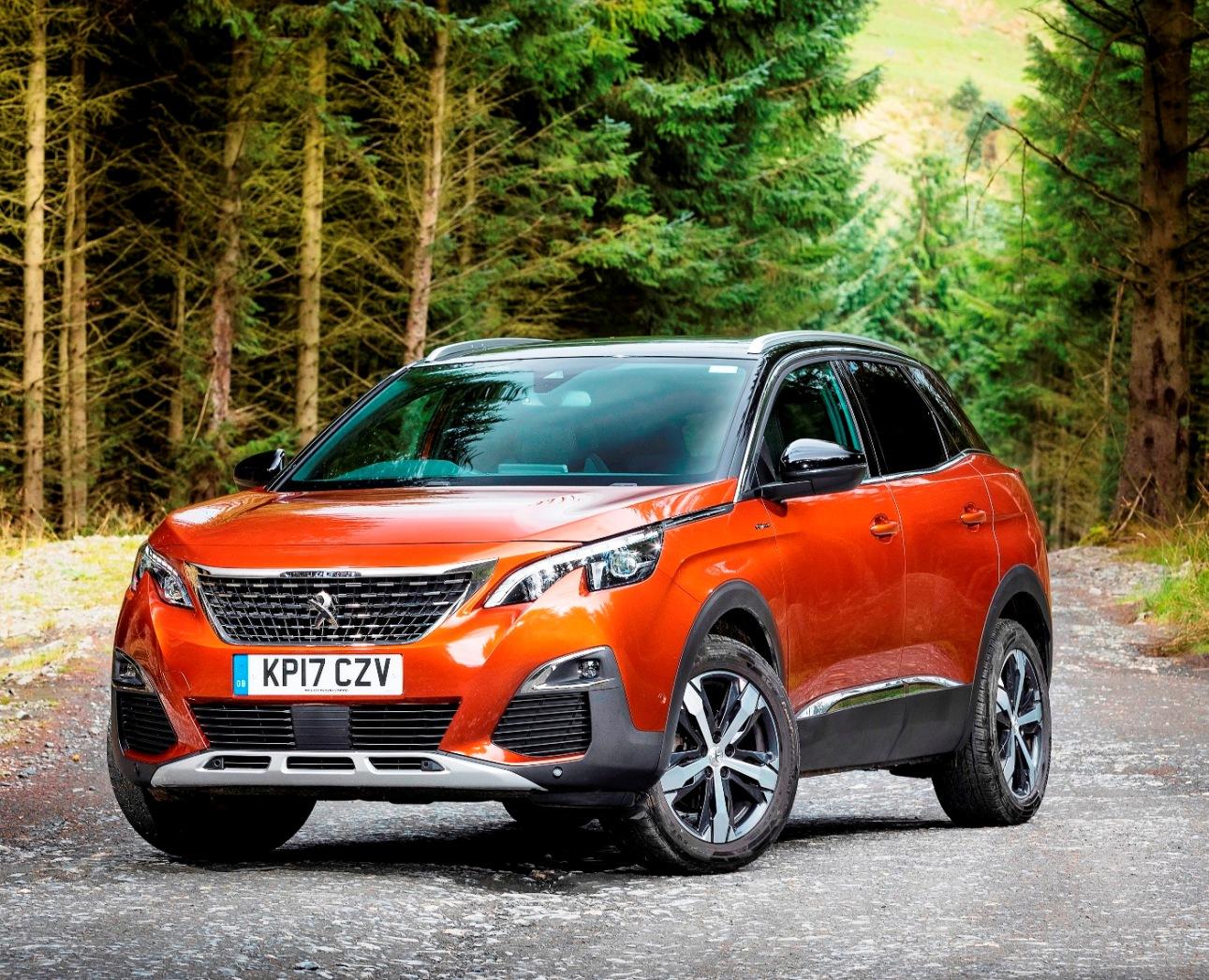 Sunday Drive: Peugeot 3008 2.0-Litre Diesel 8-speed