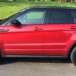 Weekend roadtest: Range Rover Evoque 2.0 Si4 Petrol