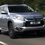 Business drive: Mitsubishi Shogun Sport