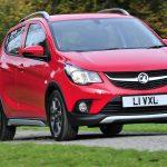 Weekend roadtest: Vauxhall Viva Rocks 1.0
