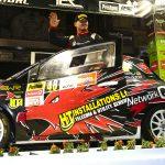 Williams and Whittock get Hyundai R5 test drive