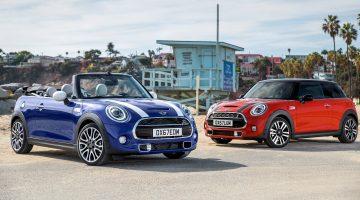 Sunday drive: MINI Cooper S Convertible