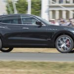 Maserati Levante gets new cleaner petrol engine