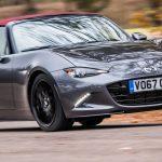 Weekend roadtest: Mazda MX5 2.0 Z-Sport