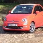 Weekend roadtest: Fiat 500 Convertible s/s