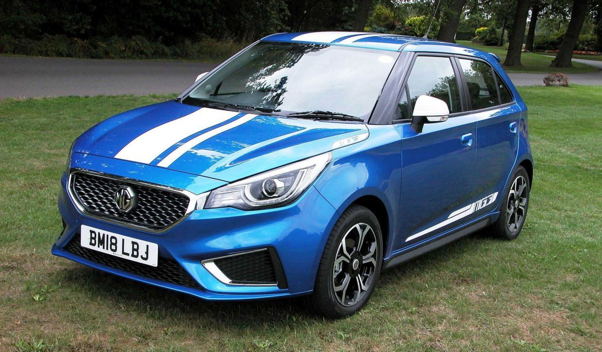 First drive: New MG3 is safe and sound – Wheels Within Wales