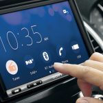 Sony launch bigger in-car touchscreen receiver