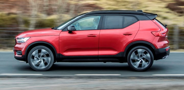 weekend roadtest volvo xc40 t5 fe wheels within wales. Black Bedroom Furniture Sets. Home Design Ideas