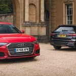 First Drive:  New Audi A6 Saloon and Avant